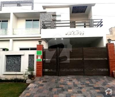 لاثانی گارڈن فیصل آباد میں 5 کمروں کا 10 مرلہ مکان 2.75 کروڑ میں برائے فروخت۔