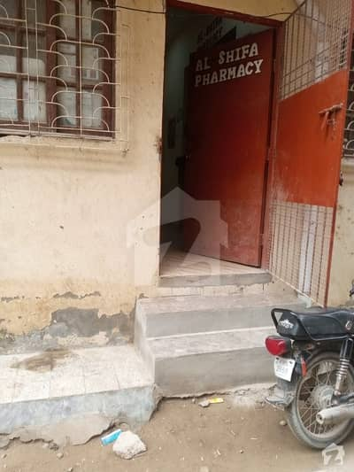Well Location Flat Ground Floor Shah Faisal Green Town Available For Sale