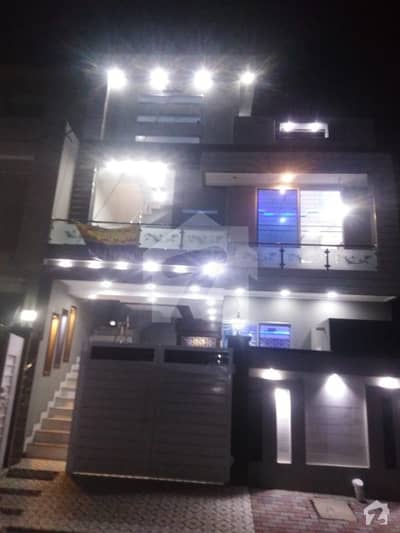 5 Marla Brand New Luxury House For Sale In C Block
