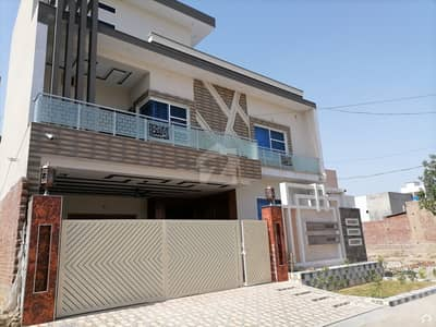 Get This Prominently Located House For Great Price In Sahiwal