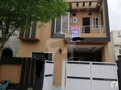 5 Marla Brand New House For Sale In Sector M7 Block C Lake City