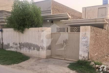 10 Marla House For Sale In Chaudhary Town Bahawalpur