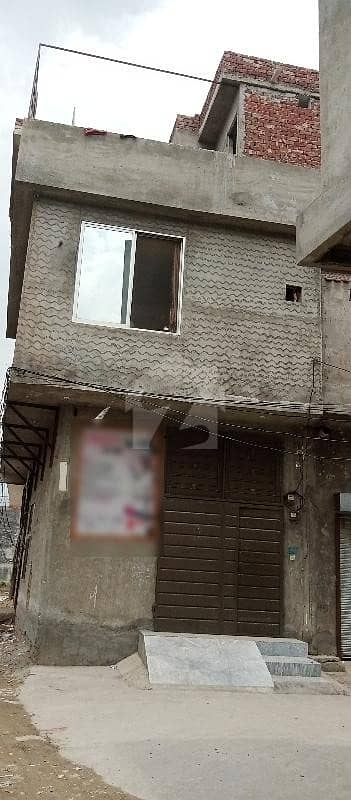 مُعیز ٹاؤن ہربنس پورہ لاہور میں 3 کمروں کا 2 مرلہ مکان 62 لاکھ میں برائے فروخت۔