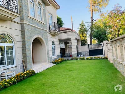 A Luxury House With Swimming Pool Available For Rent In F-7