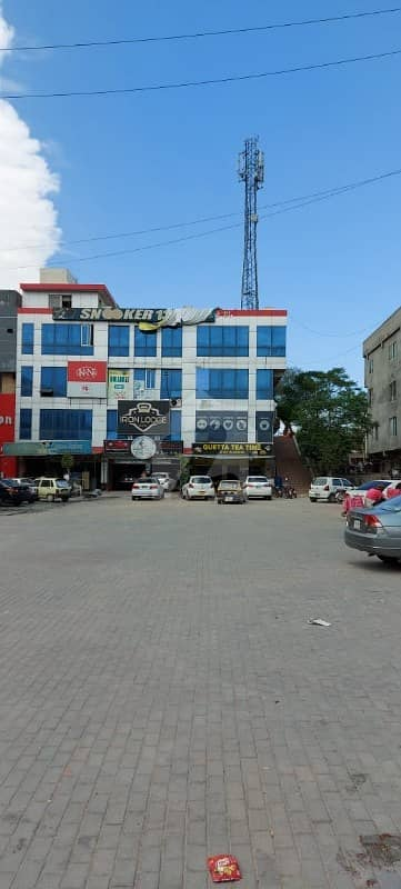 *commercial Plaza For Sale In Islamabad(g13)