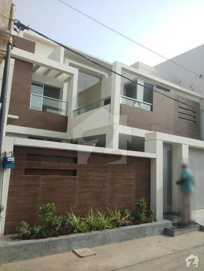 Model Town A 14 Marla Of Double Storey Luxury   Vvip American  Style Bungalow  For Sale