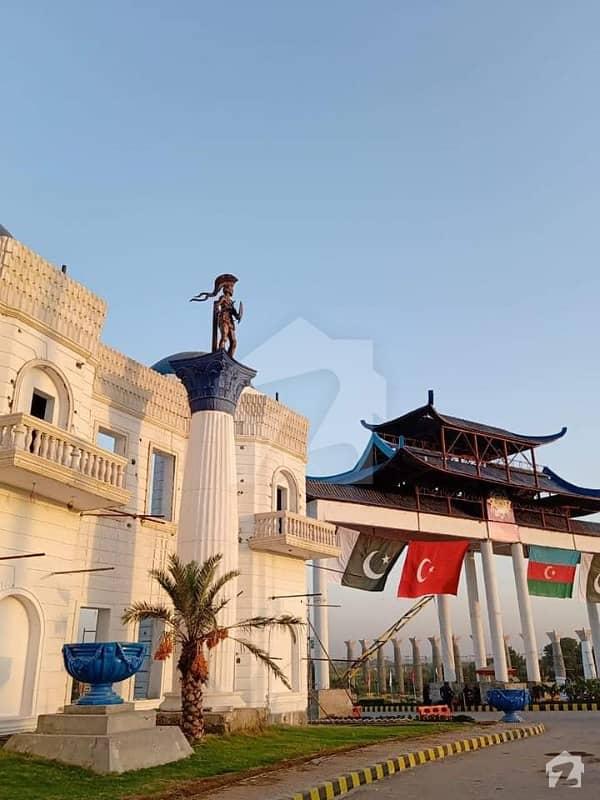 بلیو ورلڈ سٹی ۔ اوورسیز بلاک بلیو ورلڈ سٹی چکری روڈ راولپنڈی میں 7 مرلہ رہائشی پلاٹ 11.5 لاکھ میں برائے فروخت۔