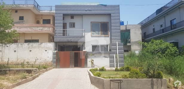 Centrally Located House In Soan Garden Is Available For Sale