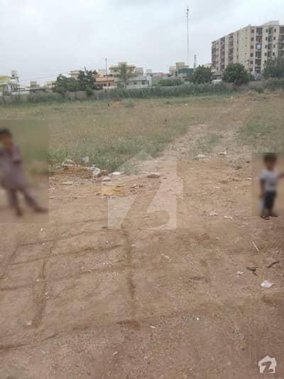 Residential Plot For Grabs In 4500 Square Feet Karachi