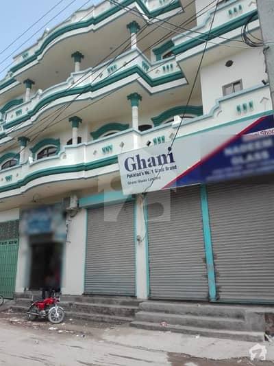 سمبڑیال سیالکوٹ میں 11 کمروں کا 14 مرلہ عمارت 6.5 کروڑ میں برائے فروخت۔