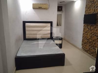 Single Bed Furnished Room For Rent