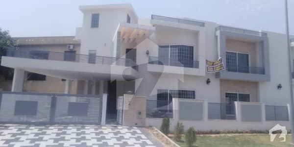 A corner worth while living, in Dha Phase II, Islamabad.