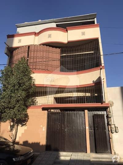کے ڈی اے ایمپلائز سوسائٹی - کورنگی کورنگی کراچی میں 9 کمروں کا 5 مرلہ مکان 1.55 کروڑ میں برائے فروخت۔