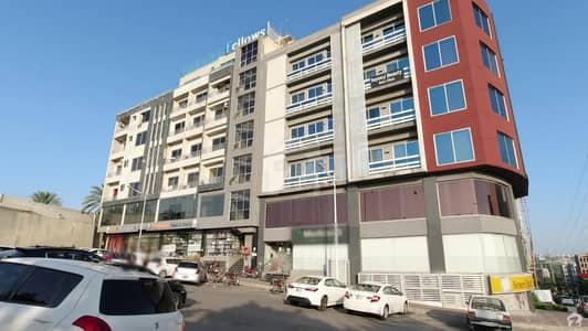 بحریہ ٹاؤن فیز 5 بحریہ ٹاؤن راولپنڈی راولپنڈی میں 2 مرلہ دکان 2.5 کروڑ میں برائے فروخت۔