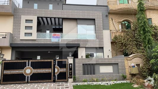 10 Marla Brand New Double Storey House For Sale In Punjab Government Society Phase 1