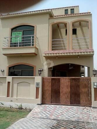 New House Is Available For Sale In Jinnah Town Sialkot