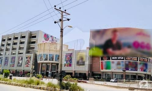 بلیوارڈ مال آٹو بھن روڈ حیدر آباد میں 1 مرلہ دکان 90 لاکھ میں برائے فروخت۔