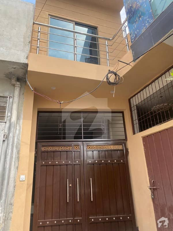 House 3.5 Marla Brand New Available For Rent