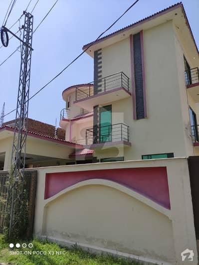 15 marla Double story House for sale in Durrani street Bani Galla