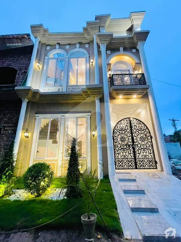3 Marla Fully Spanish House Avalable For Sale