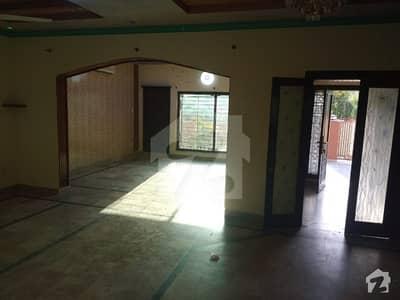 14 Marla Full Single Unit House Available For Rent In Zaraj Housing Scheme