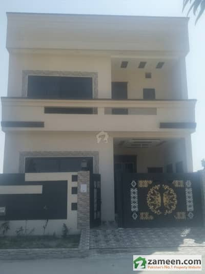 5 Marla Premium House For Sale Citi Housing Gujranwala
