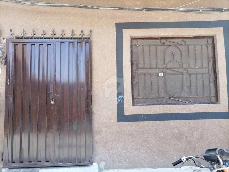 لال پل مغلپورہ لاہور میں 3 کمروں کا 3 مرلہ مکان 45 لاکھ میں برائے فروخت۔