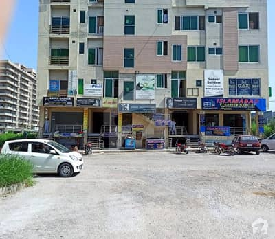 ڈی ۔ 17 اسلام آباد میں 1 مرلہ دکان 85 لاکھ میں برائے فروخت۔