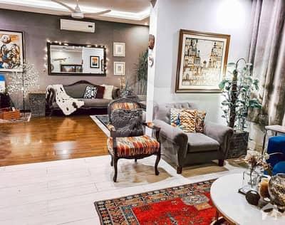 Askari 1 ground floor total renovetid for sale