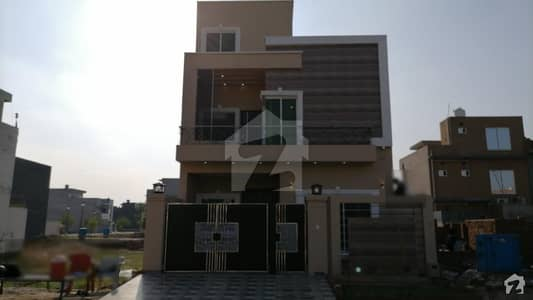 7 Marla Brand New House On 60 Foot Road Near To Park Ready To Shift