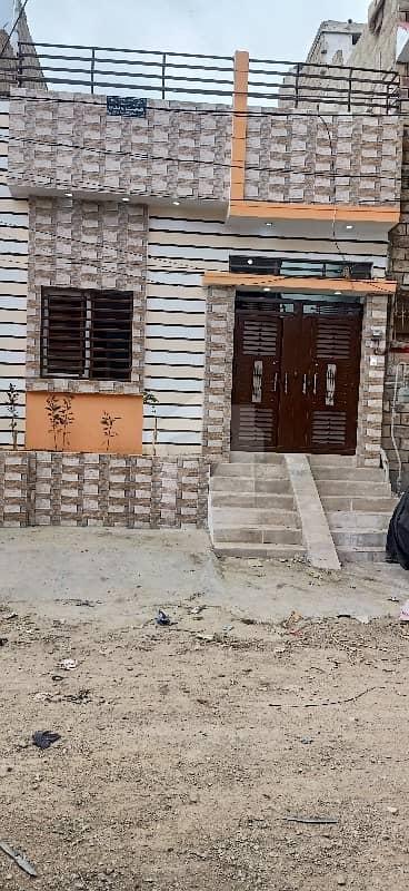 Rcc House All Dues Clear 12 Meter Road 64 Sq Yd