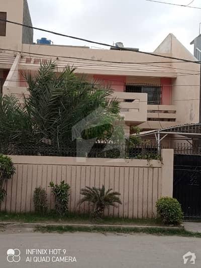 اندہ موڑ روڈ کراچی میں 3 کمروں کا 7 مرلہ مکان 2 کروڑ میں برائے فروخت۔