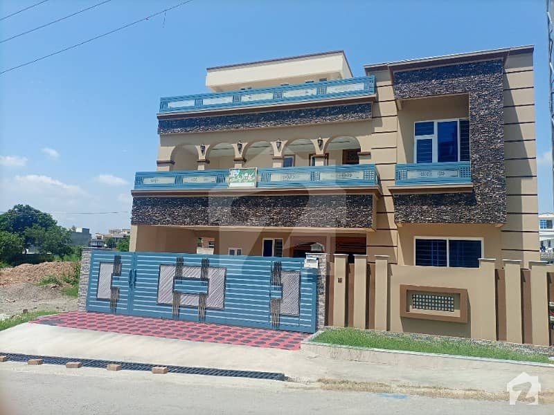 Double Storey House For Sale In C Block Cbr Town Phase 1 Islamabad