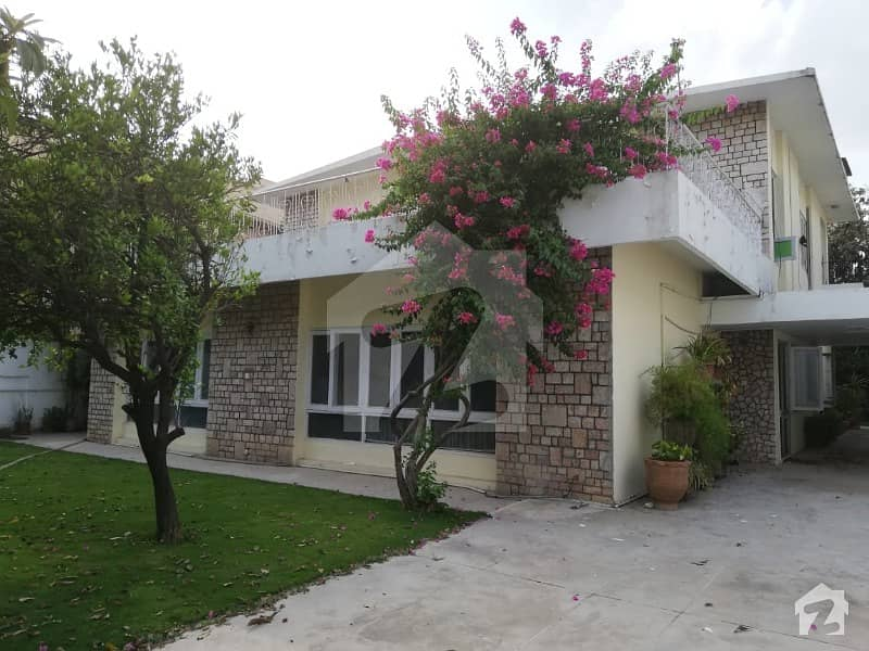 Fully Independent House For Rent In F-7.4 Bedrooms