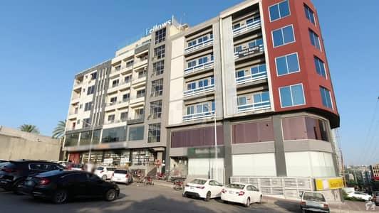 بحریہ ٹاؤن ۔ سوِک سینٹر بحریہ ٹاؤن فیز 4 بحریہ ٹاؤن راولپنڈی راولپنڈی میں 1 کمرے کا 3 مرلہ فلیٹ 55 لاکھ میں برائے فروخت۔