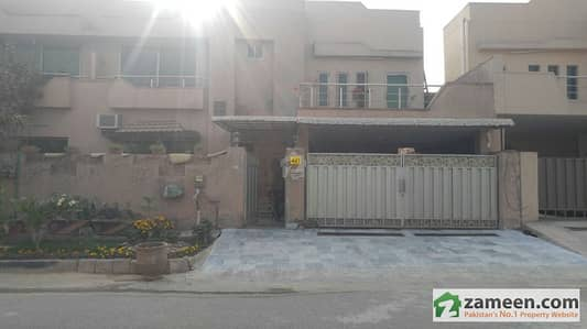 Corner SD House For Sale In Askari 14