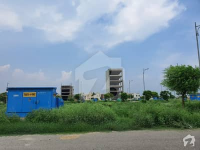 Hot Location 4 Marla Commercial Plot Back Of Main Road Very Close To Bedain Main Road Best Investment Option Available For Sale In Dha Phase 6