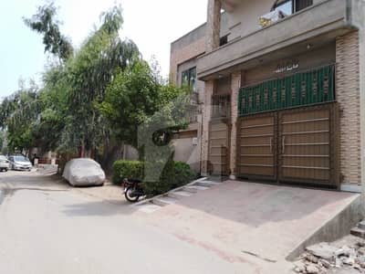 8 Marla Corner House For Sale In Nisar Colony