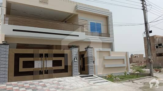 10 Marla Newly Constructed Double Storey House