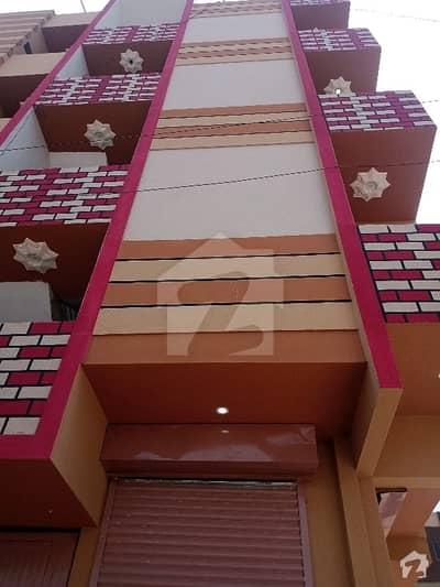 Brand New Flat For Sale Corner Building