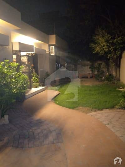 1 Kanal Single Story House 2 Bed Attached Bath