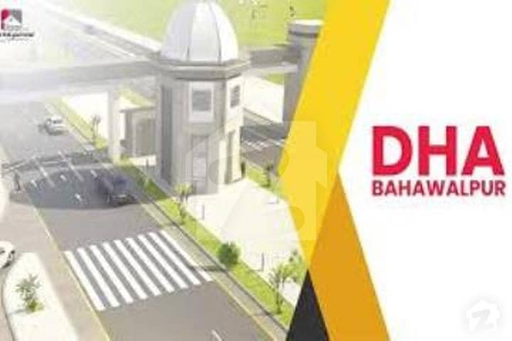 Dha Bahawalpur 6 Marla Villa For Sale On Hot Location