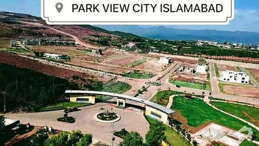 5 marla residential plot available for sale in park view city islamabad overseas block