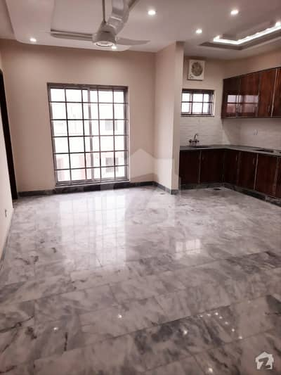 1 Bed Beautiful And Well Constructed Flat At Ideal Location Is Available For Rent In Shershah Block Bahria Town