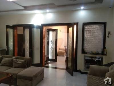 Johar Town 10 Marla Double Storey House 5 Bedrooms Double Kitchen
