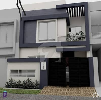 5 Marla Brand New House For Sale In Eden Executive