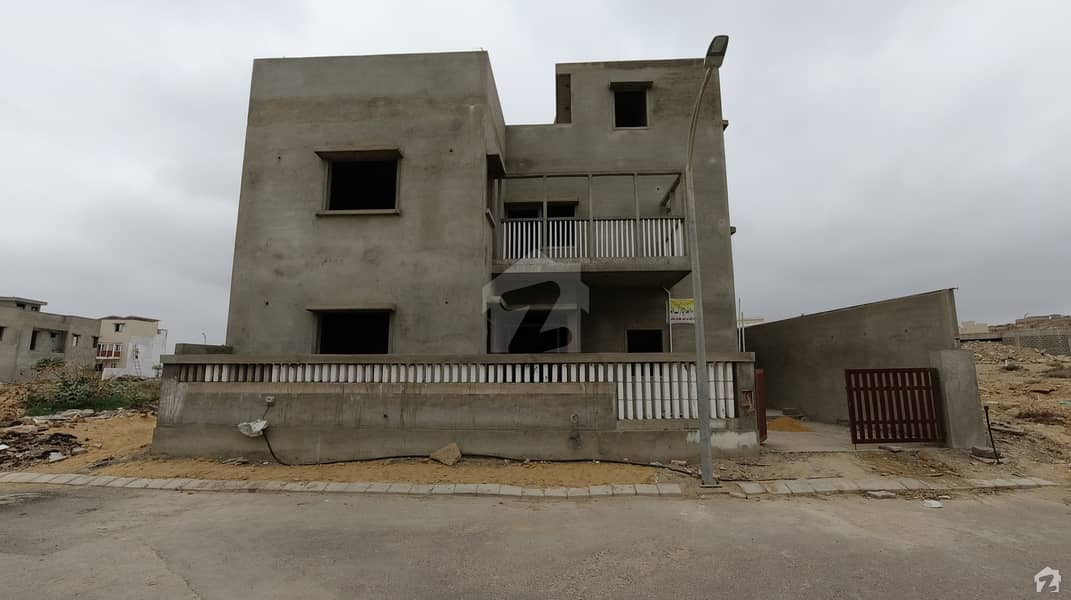 254 Square Yards House In Naya Nazimabad Is Available For Taking