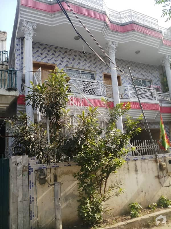 Double Storey 6 Marla Double Storey For Sale In I-10-2