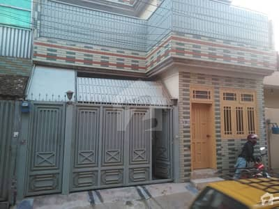 5 Marla House Available In Hayatabad For Sale