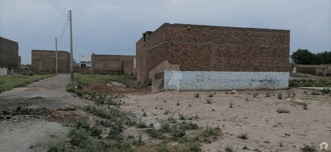 2 Marla Residential Plot available for sale in Ring Road, Peshawar
